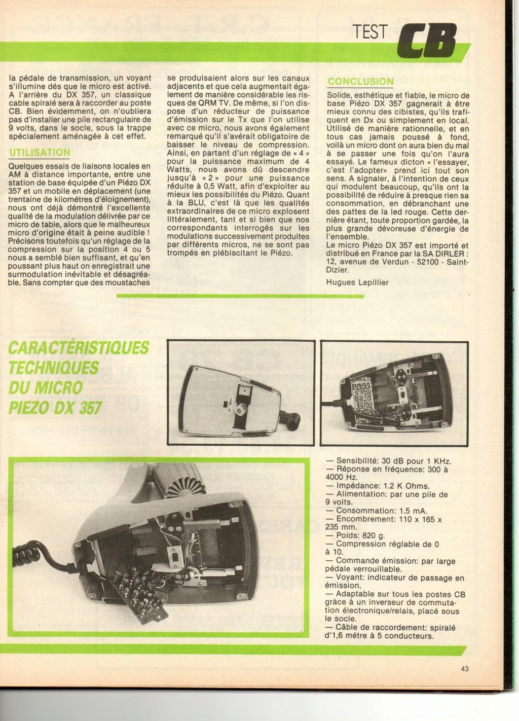DX357 - PIEZO DX357 Img32810