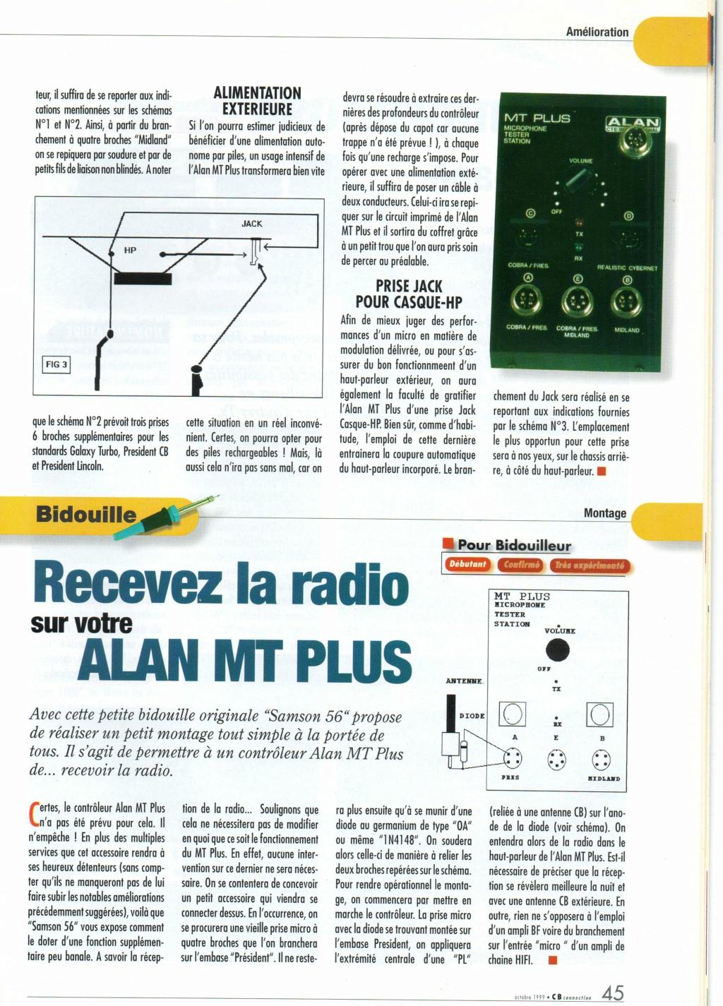Alan MT PLUS Testeur Micro  Img75210