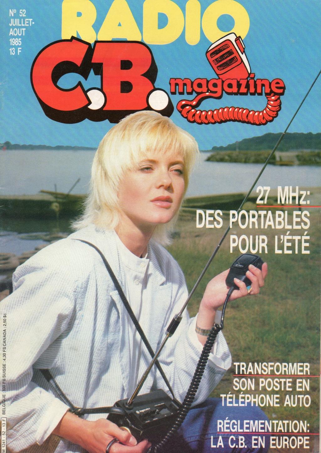 C.B. Magazine - Radio C.B. Magazine (Magazine (Fr.) - Page 12 Img87210