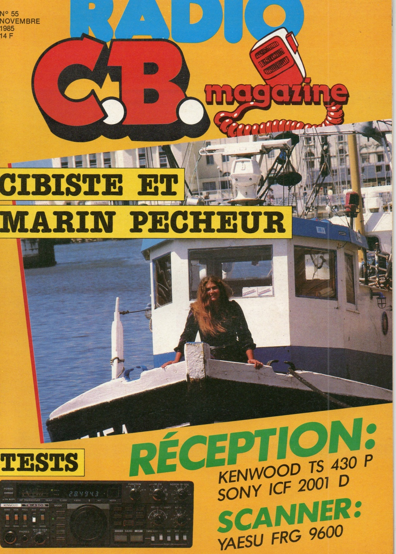 C.B. Magazine - Radio C.B. Magazine (Magazine (Fr.) - Page 12 Img90510