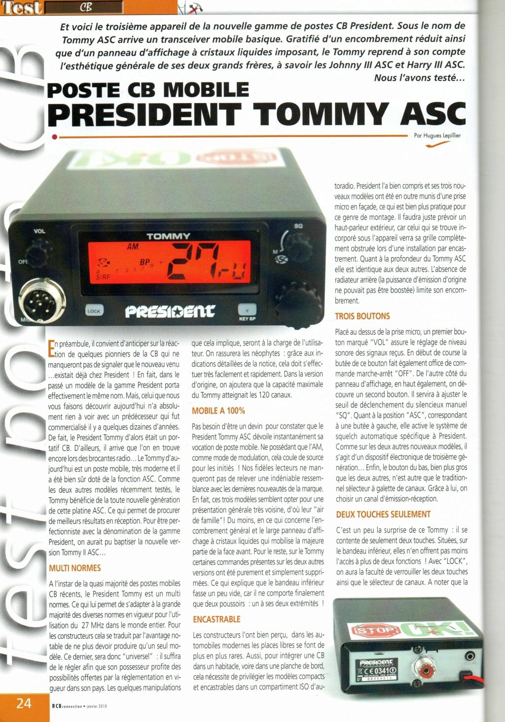 President Tommy ASC (Mobile) Img91811