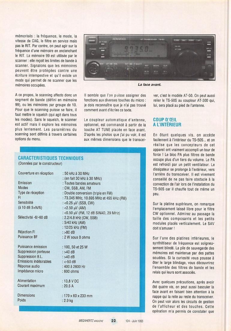 Kenwood TS-50 P310