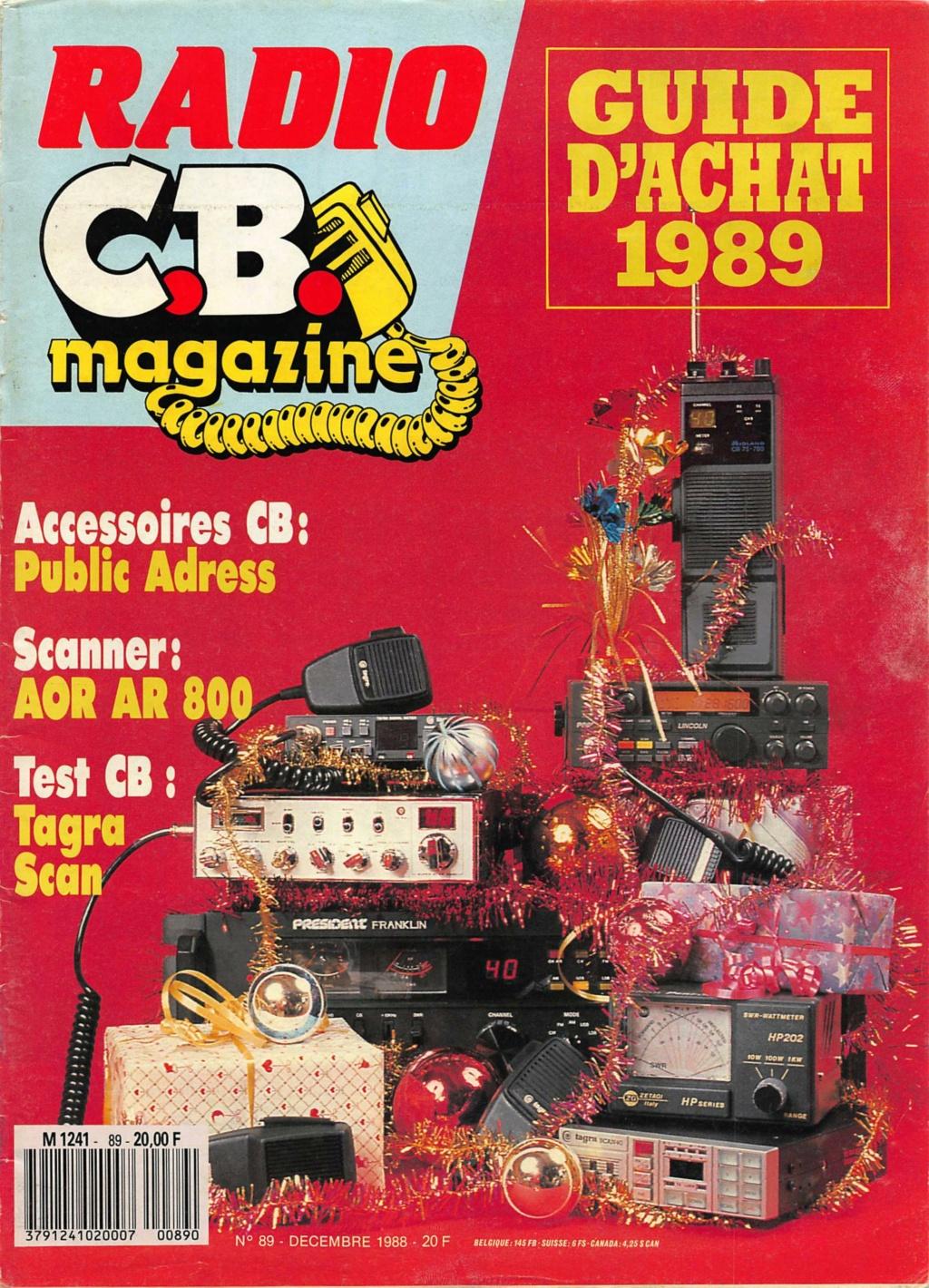 C.B. Magazine - Radio C.B. Magazine (Magazine (Fr.) - Page 11 Radio-10