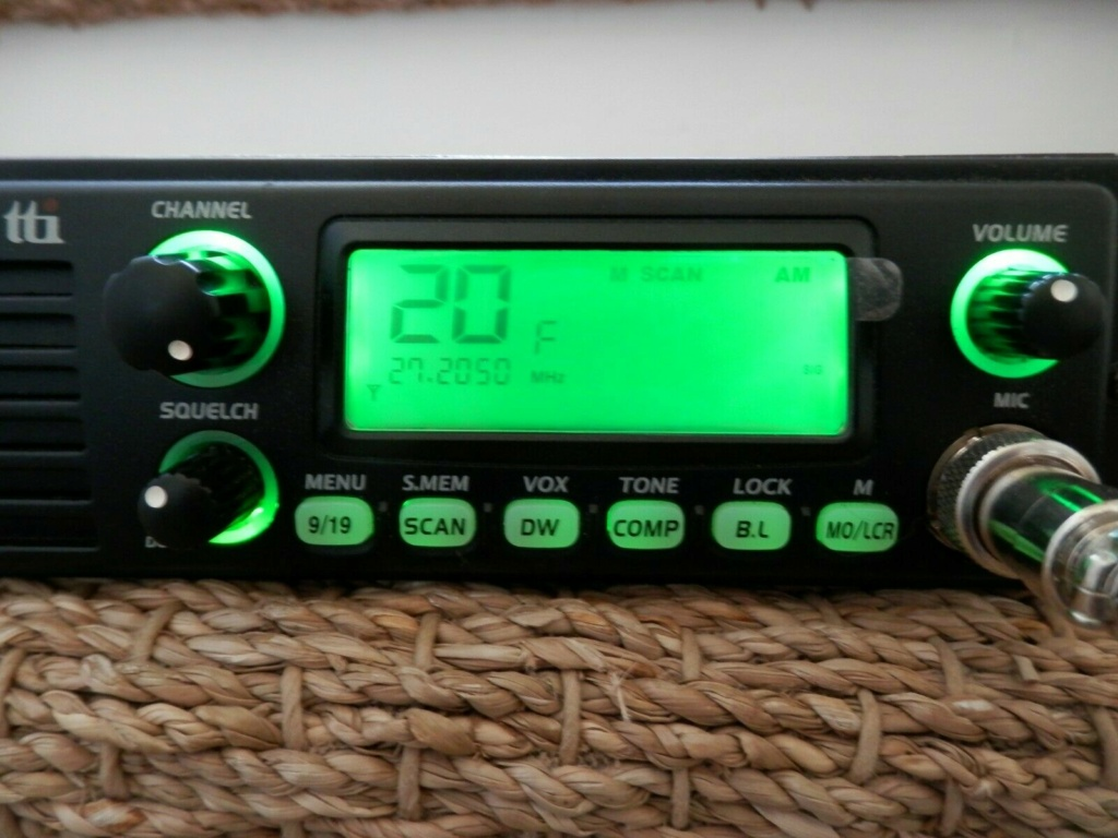 tti TCB-1100 (Routier) S-l11798