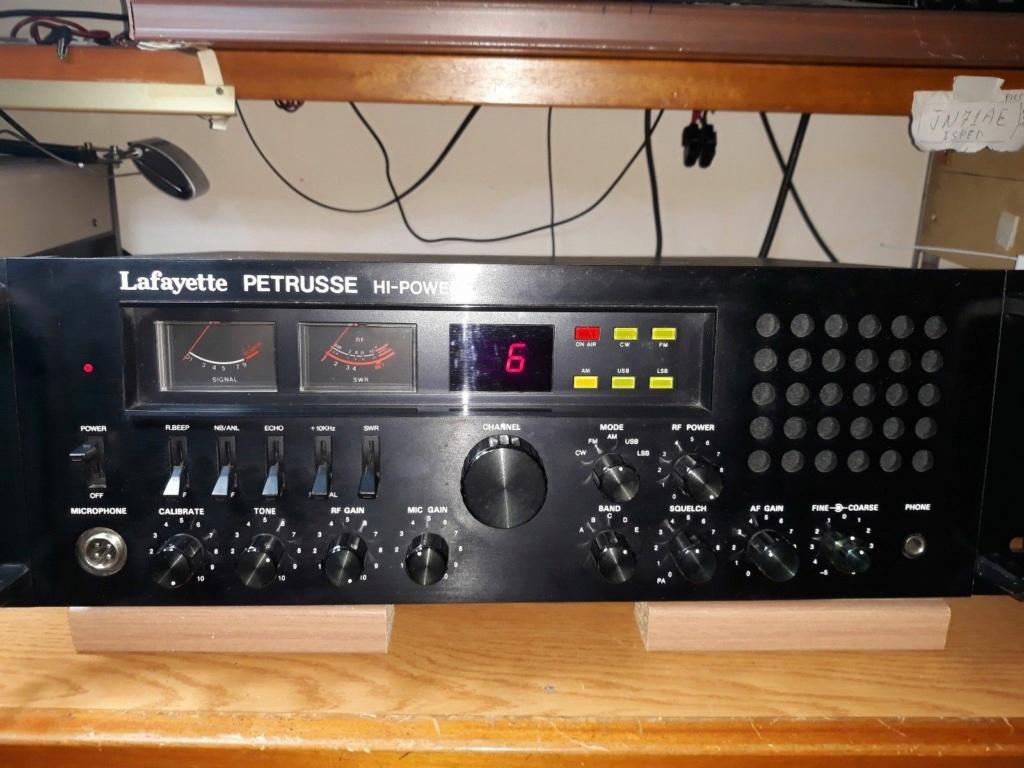 Lafayette Petrusse Hi-Power (Base 27 Mhz - 200 Cx )  S-l11874
