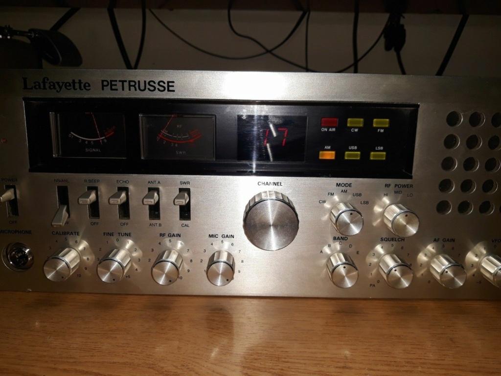 Lafayette Petrusse Hi-Power (Base 27 Mhz - 200 Cx )  S-l11878