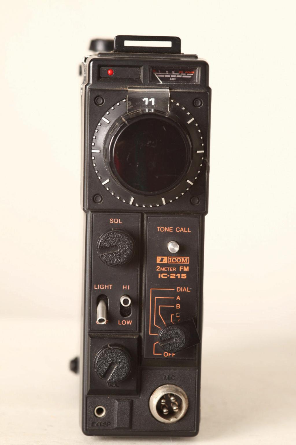 Icom IC-215 (Portable (Vintage) S-l12116