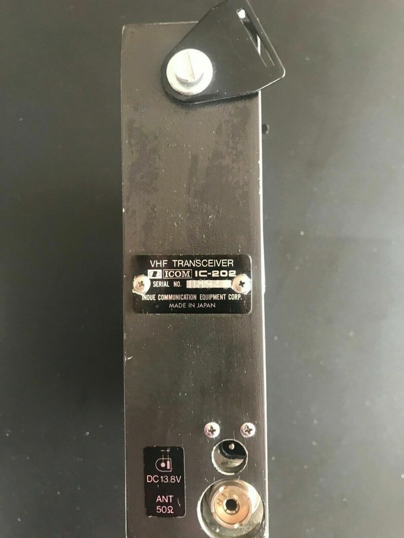 Icom IC-202E (Portable (Vintage) S-l12123