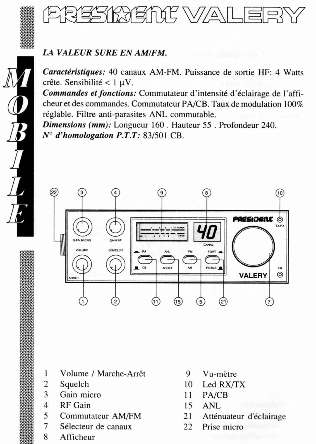 President Valery (Mobile) S-l16850