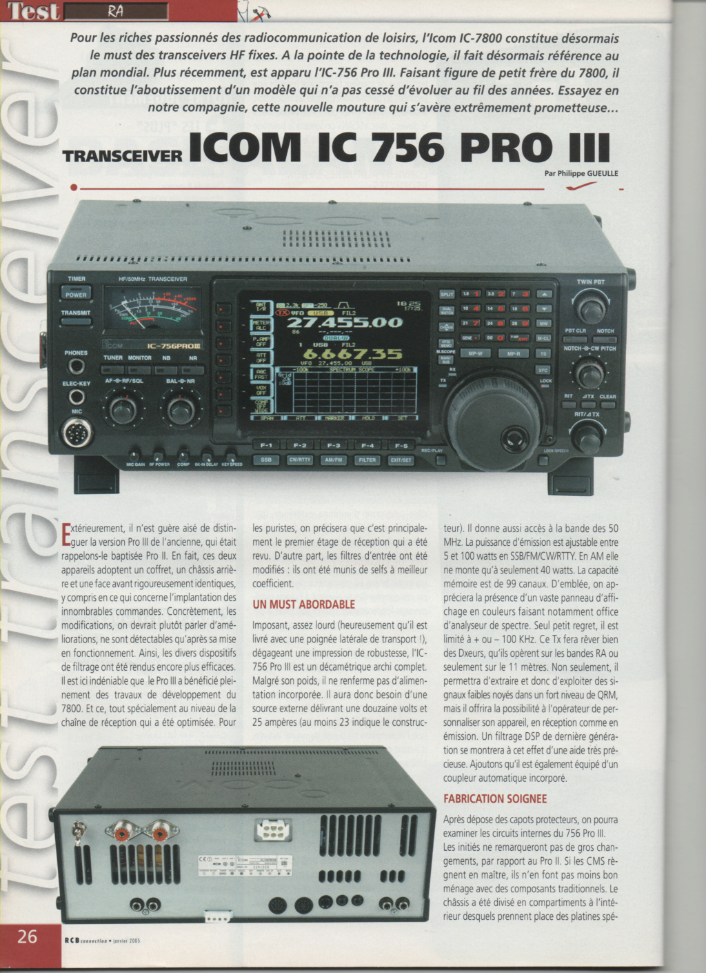 Icom IC-756 Pro Scanim14