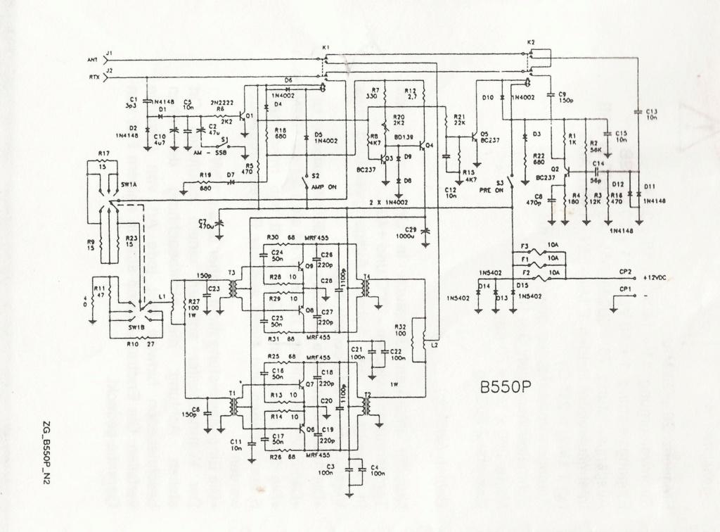 ampli - Zetagi B550P (Ampli mobile) Schema11