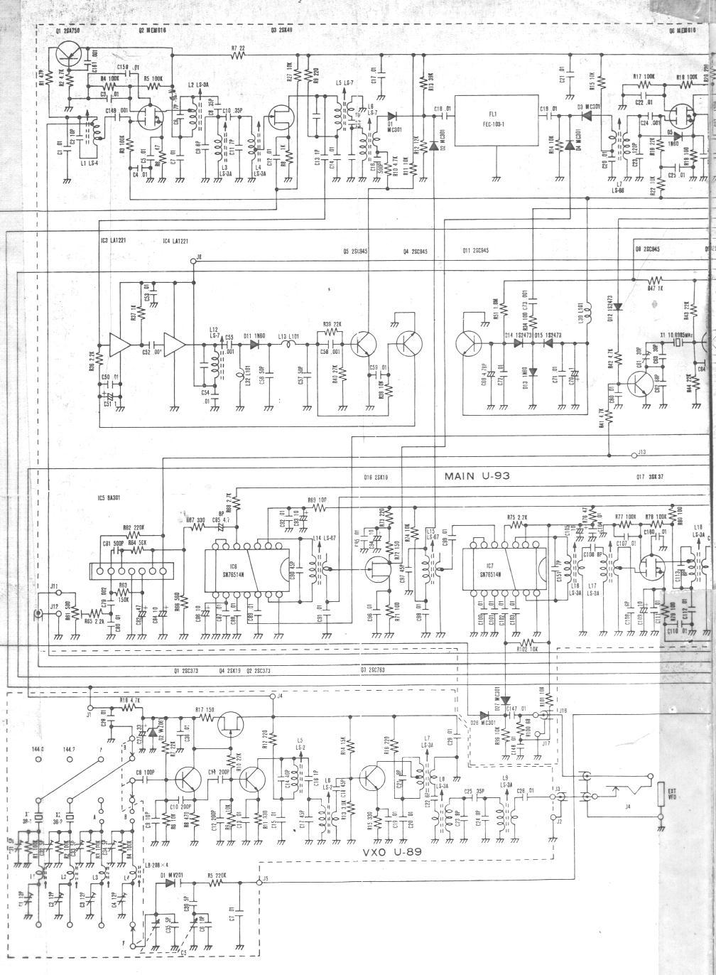 Icom IC-202E (Portable (Vintage) Schema45