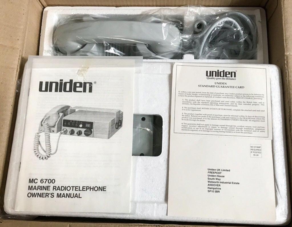 Mc - President MC 6700 Uniden28