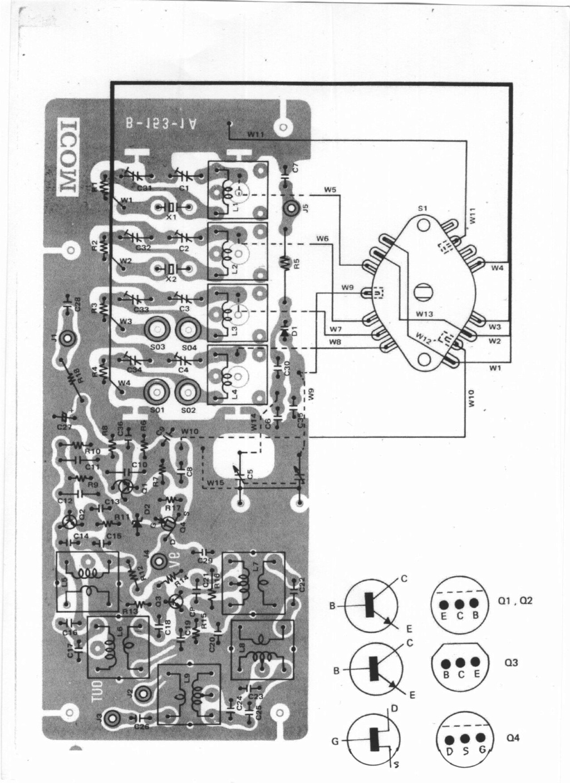 Icom IC-202E (Portable (Vintage) Vxo_bo10