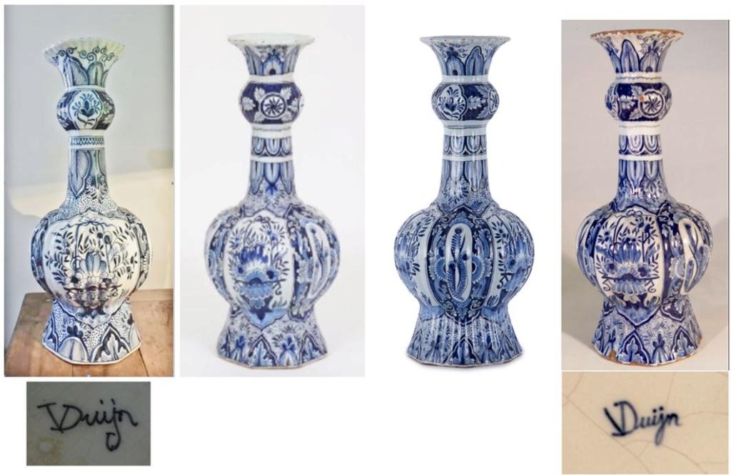 Vase Delft ? 0b17