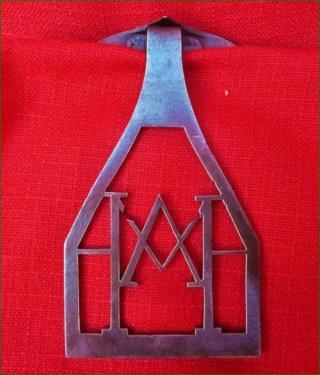 Insigne fabrication :  Planchot La madeleine nord  Captu145