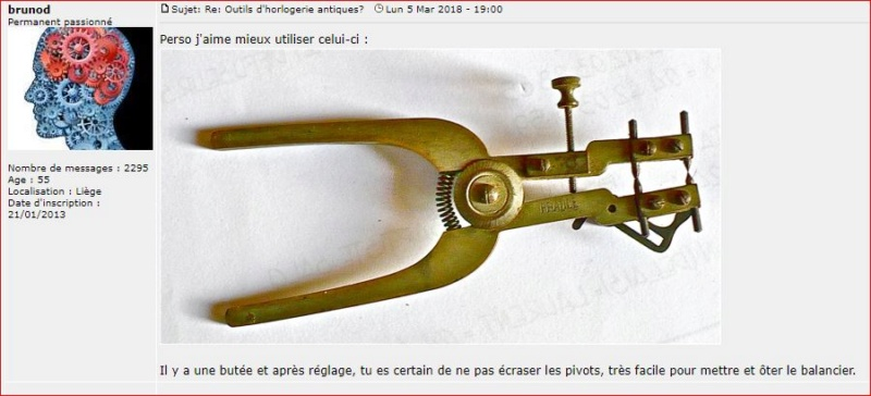 outil horloger huit chiffres Captu326