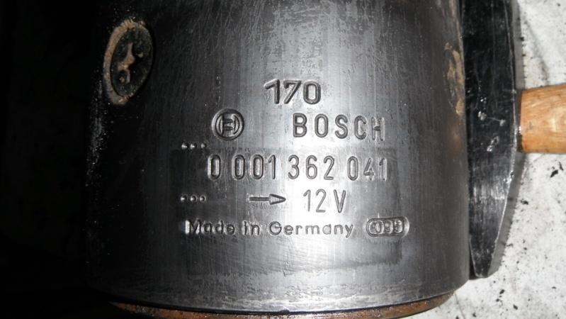 Remise en état démarreur BOSCH  Dscf1418