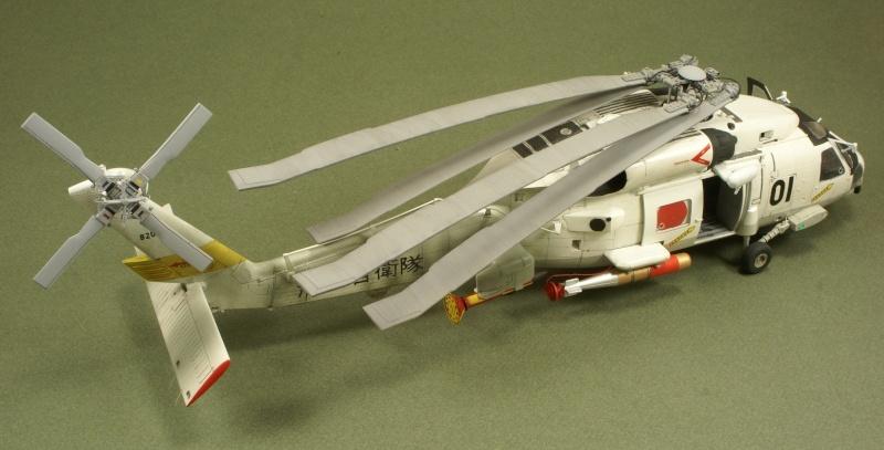 SH-60J Peinture et montage terminée  Dsc02913