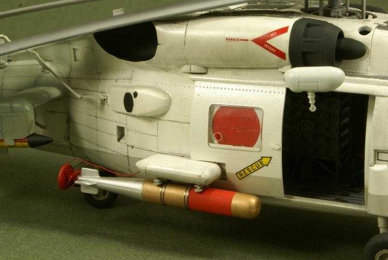 SH-60J Peinture et montage terminée  Dsc02916