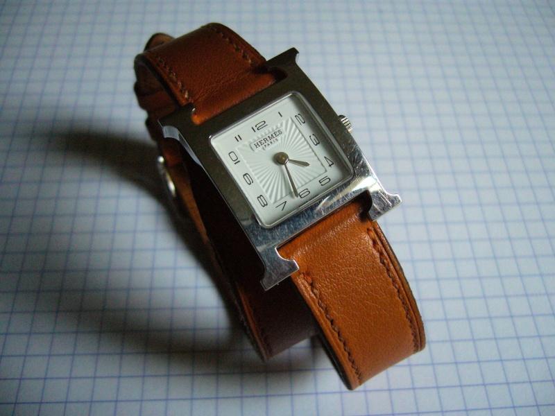 79e11e829a6 bracelet pour montre hermes heure H P1030310