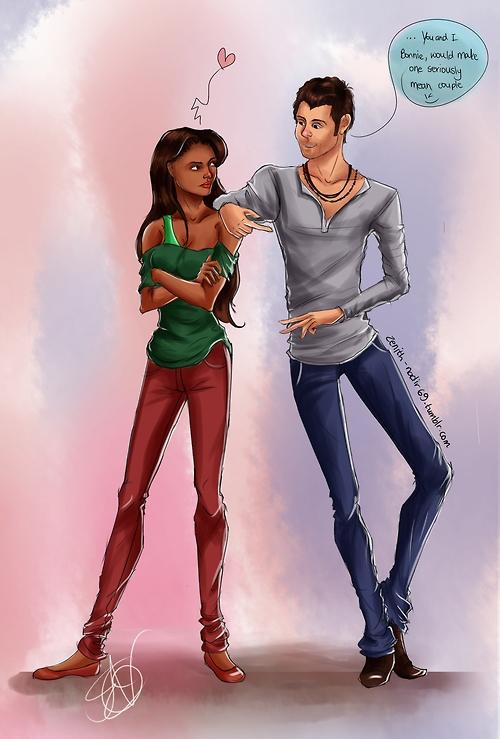 Bonnie and Klaus - Page 3 Tumblr11