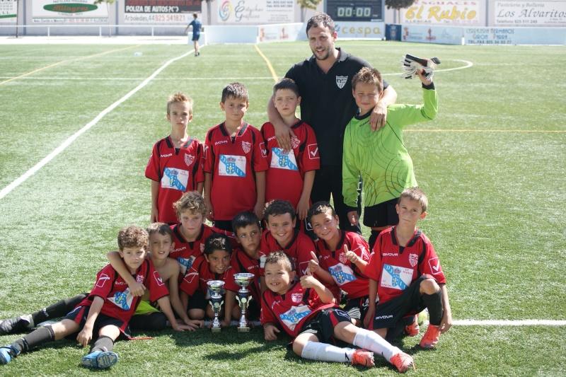 Trofeo Illescas Benjamín A. Dsc08611