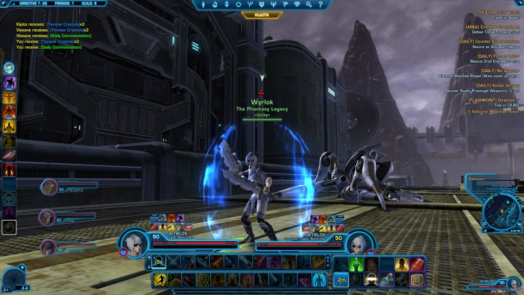 Hard Mode Flash Point Swtor_11
