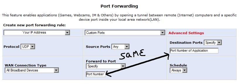 Port Forwarding Untitl16