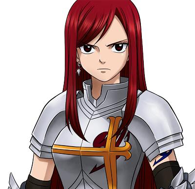::[Manga/Anime] Fairy Tail :: Erza-s10