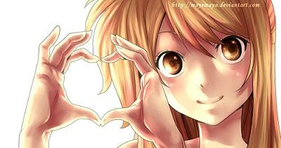 ::[Manga/Anime] Fairy Tail :: Lucy_h11