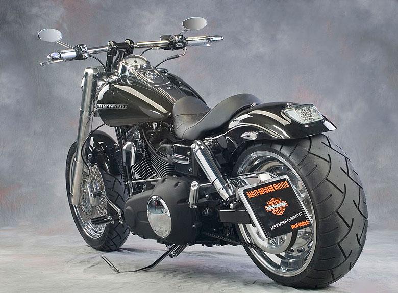 Dilèmne - Garde boue arr + Sissy + Pouf ? Harley11