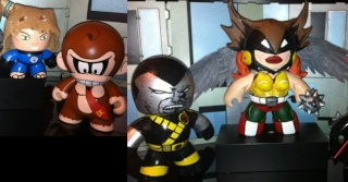Hot Toys, Marvel Legends, Marvel Universe, Marvel Mighty Muggs Custom10