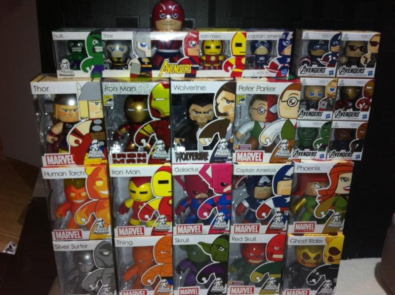 Hot Toys, Marvel Legends, Marvel Universe, Marvel Mighty Muggs Photo_13