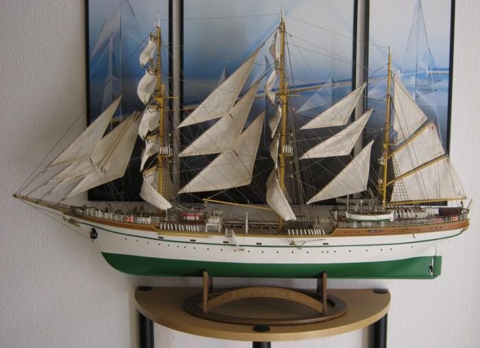 Modelle von Horst Gofo110