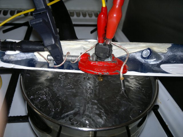 Cooling system issues 2012-110