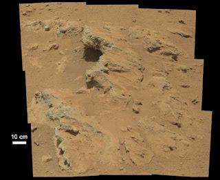 La NASA acaba de anunciar que en Marte hubo agua en abundancia Agua_m10