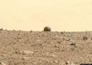 El Rover Curiosity descubre estructura en Marte Domo10
