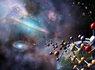 Nuevo estudio podria demostrar que la vida en la tierra viene del espacio Panspe10