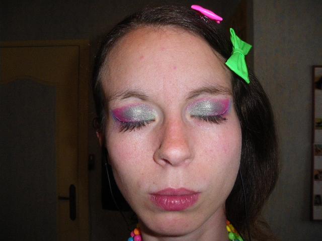 [Make Up] Maquillage Imgp2710