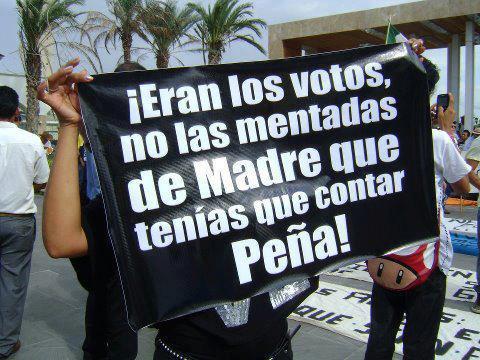 """""""Comienza la """"Transi... transacción"""" - Preveen Destruccion de Material electoral Apn10"""