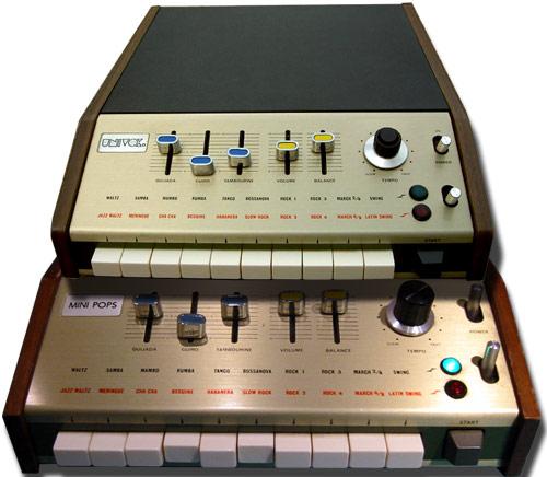 Korg, introduction et les années analogiques Minipo10