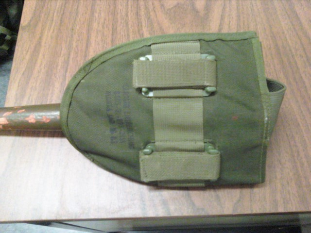 82 Pattern E-tool carrying case for 53 pattern shovel. 82_pat12