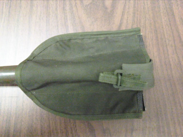 82 Pattern E-tool carrying case for 53 pattern shovel. 82_pat13