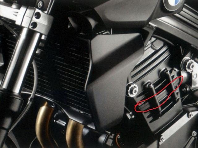 Suintement d'huile moteur 1314_010