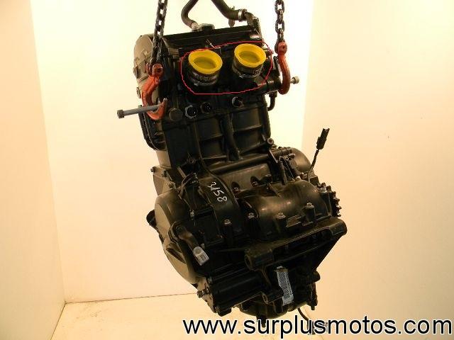 Suintement d'huile moteur Moteur10