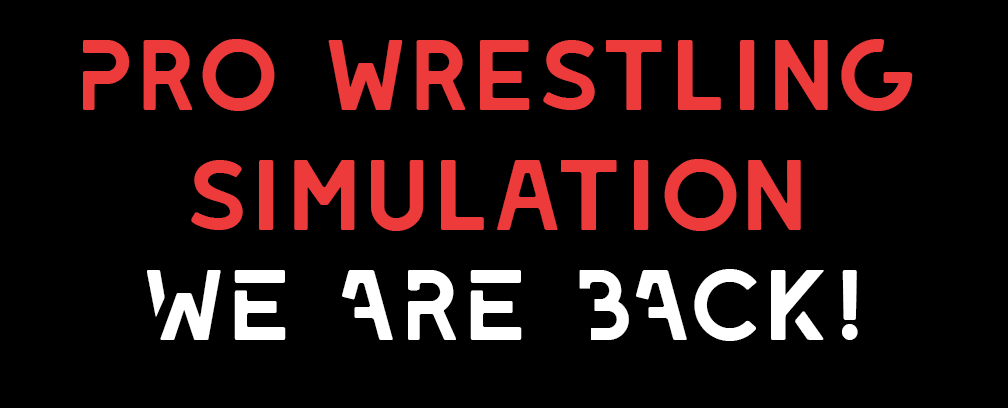 Pro Wrestling Simulation | Efed wrestling | Efed WWE
