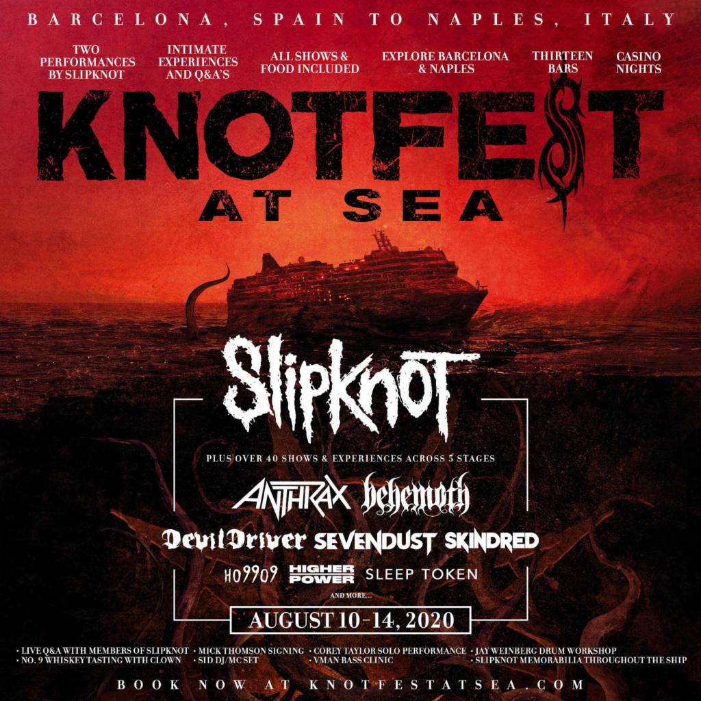 SLIPKNOT Knotfe10