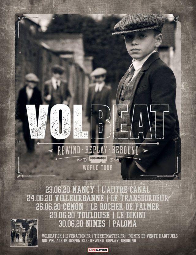 Volbeat  Volbea10