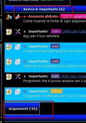 categorie forum  Il-cor10
